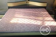 7×6 Used Muoka Orthopedic Spring Mattress | Home Accessories for sale in Lagos State, Ikeja