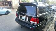 Lexus LX 2008 Black | Cars for sale in Abuja (FCT) State, Durumi