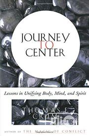 Journey To Center By Thomas Crum | Books & Games for sale in Lagos State, Ikeja