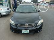 Toyota Corolla 2009 Black   Cars for sale in Lagos State, Lagos Mainland