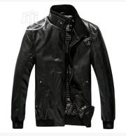 Men's Faux Leather Jacket Tide- Premium Quality | Clothing for sale in Oyo State, Ibadan