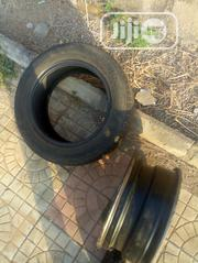 Used Toyota Corolla Rim With Tyre For For Sale(15 Rim) | Vehicle Parts & Accessories for sale in Abuja (FCT) State, Gwarinpa