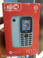 Itel it2160 4 GB Blue | Mobile Phones for sale in Lagos State, Ikeja