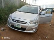 Hyundai Accent 2013 SE Silver | Cars for sale in Lagos State, Agege