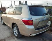 Toyota Highlander 2009 V6 Gold | Cars for sale in Lagos State, Apapa