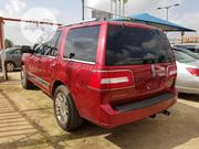 Lincoln Navigator 2007 Red | Cars for sale in Lagos State, Alimosho