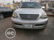Lexus GX 2005 Silver   Cars for sale in Lagos State, Ikeja