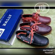 Laced Leather Loafers For Kids | Children's Shoes for sale in Lagos State, Ojota