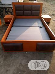 4.5ft X 6ft Bed Frame | Furniture for sale in Lagos State, Isolo