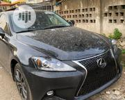 Lexus IS 2008 250 Black | Cars for sale in Lagos State, Ikeja