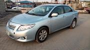 Toyota Corolla 1.8 Exclusive Automatic 2009 Blue   Cars for sale in Lagos State, Ajah
