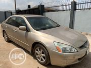 Honda Accord 2004 Gold | Cars for sale in Oyo State, Ibadan North West