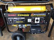 Sumec Firman Generator SPG3000E2/ SPG3000{ Kick Starter or Manual }   Electrical Equipment for sale in Lagos State, Lagos Mainland