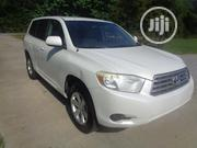 Toyota Highlander 2008 4x4 White | Cars for sale in Oyo State, Egbeda