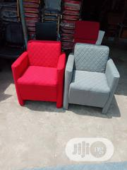 One Seater Fabric Chair | Furniture for sale in Lagos State, Ojo