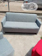 3 Seater Fabric Sofa Chair | Furniture for sale in Lagos State, Ojo