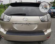 Lexus RX 2008 350 Gold | Cars for sale in Rivers State, Obio-Akpor