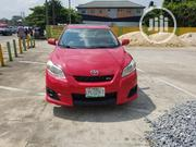 Toyota Matrix 2010 Red | Cars for sale in Delta State, Warri South