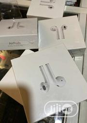 Brand New High Copy Of Airpods 2 For Sales | Headphones for sale in Lagos State, Ikeja