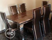 This Is High Quality Brand New Dining Table Six Seaters | Furniture for sale in Abuja (FCT) State, Nyanya