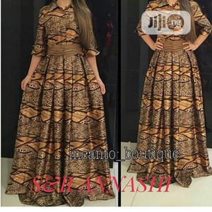 Lovely Ladies Maxi Gown