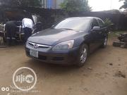 Honda Accord 2007 2.4 Gray | Cars for sale in Rivers State, Obio-Akpor