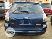 Toyota Matrix 2008 Blue | Cars for sale in Lagos State, Alimosho
