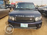 Land Rover Range Rover Sport 2012 HSE 4x4 (5.0L 8cyl 6A) Blue   Cars for sale in Lagos State, Amuwo-Odofin