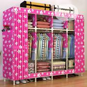 Mobile Wooden Wardrobe + 2 Storage Boxes | Furniture for sale in Lagos State, Alimosho