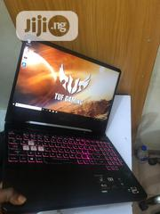 Laptop Asus TUF Gaming FX504 8GB AMD Ryzen SSD 512GB   Laptops & Computers for sale in Lagos State, Ikeja