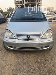 Mercedes-Benz A-Class 2005 Silver | Cars for sale in Abuja (FCT) State, Jahi