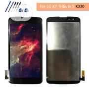 LG K7 K330 Screen LCD | Accessories for Mobile Phones & Tablets for sale in Kano State, Tarauni
