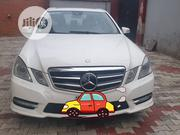 Mercedes-Benz E350 2012 White | Cars for sale in Lagos State, Ikeja