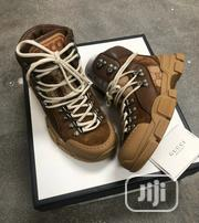 Gucci Flash Trek Hiking Boots | Shoes for sale in Lagos State, Ikoyi