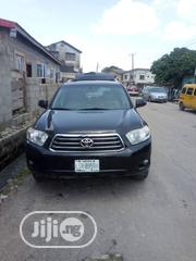 Toyota Highlander 2010 Limited Black | Cars for sale in Lagos State, Yaba