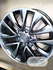 Gx 460 2018 Rim 18   Vehicle Parts & Accessories for sale in Lagos State, Mushin