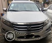 Honda Accord CrossTour 2010 EX-L Silver | Cars for sale in Lagos State, Lekki Phase 1