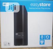 WD 8tb External Hard Drives Easy Store   Computer Hardware for sale in Lagos State, Ikeja