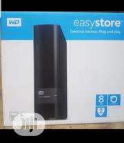 WD 8tb External Hard Drives Easy Store   Computer Hardware for sale in Lagos State, Victoria Island