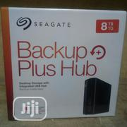 Seagate Backup Plus 8TB External Hard-drives   Computer Hardware for sale in Lagos State, Ikoyi