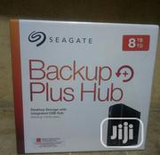 Seagate Backup Plus 8TB External Hard Drive | Computer Hardware for sale in Lagos State, Victoria Island