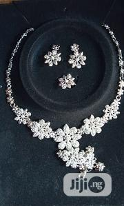 Set of Necklace, Ring and Earrings | Jewelry for sale in Lagos State, Lekki Phase 1
