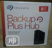 Seagate Backup Plus 8TB External Hard Drive   Computer Hardware for sale in Lagos State, Lagos Mainland