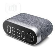 Remax Wireless Bluetooth Portable Speaker Alarm Clock Radio | Home Accessories for sale in Lagos State, Ikeja