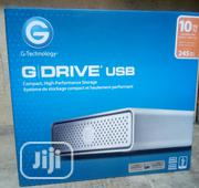 G-drive 10TB External Hard Drive | Computer Hardware for sale in Lagos State, Lekki Phase 1