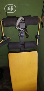 Multipurpose Fitness Seat Up Bench   Sports Equipment for sale in Rivers State, Port-Harcourt