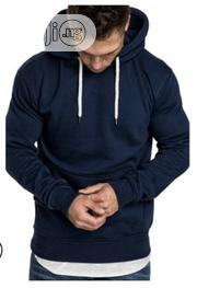 Men Women Hooded Fleece Sweatshirt- Cardigan | Clothing for sale in Oyo State, Ibadan