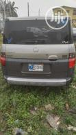 Honda Element 2004 Gray | Cars for sale in Agege, Lagos State, Nigeria