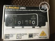 U-phoria UM2 Audio Interface | Accessories & Supplies for Electronics for sale in Lagos State, Agboyi/Ketu