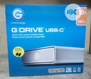 G-drive 10TB External Hard Drive USB Port C | Computer Hardware for sale in Lagos State, Lekki Phase 2